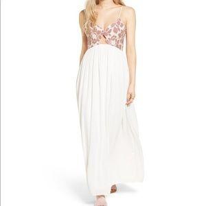 Dresses & Skirts - tularosa bryce maxi dress mauve